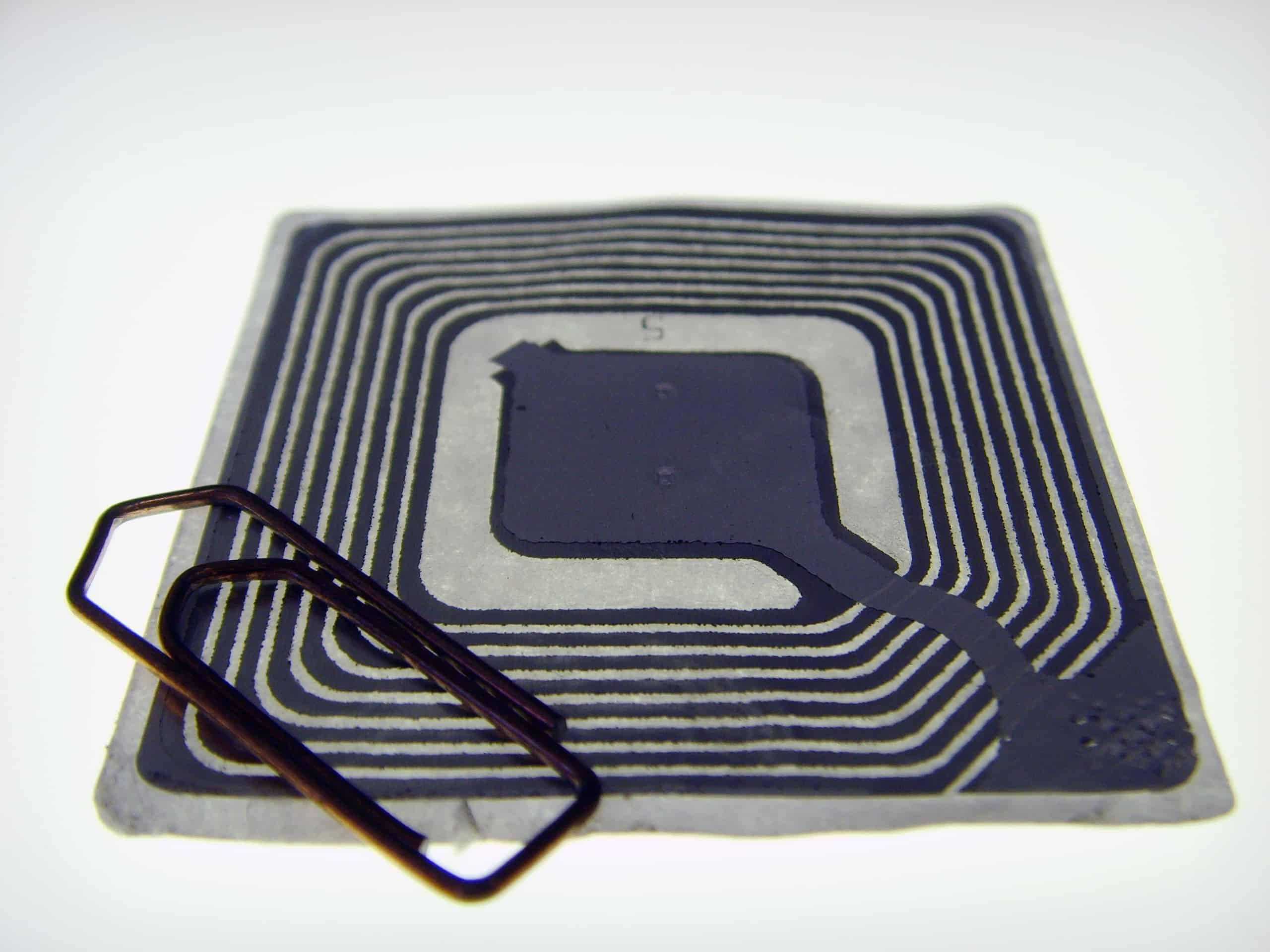 GM RFID tag