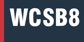 WCSB8 - logo